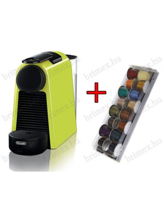 Delonghi EN85.L Essenza Mini kapszulás kávéfőző + 14 db kapszula
